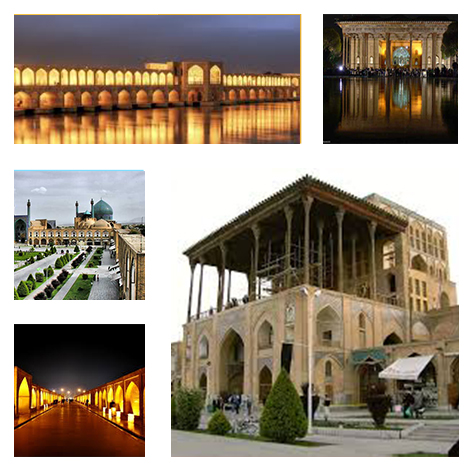 Isfahan daily tours
