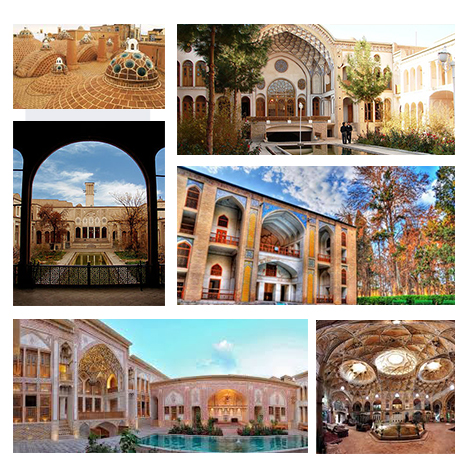 Kashan daily tours