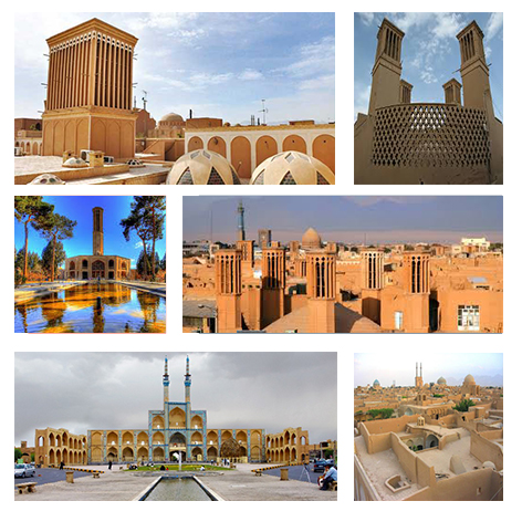 Yazd daily tours